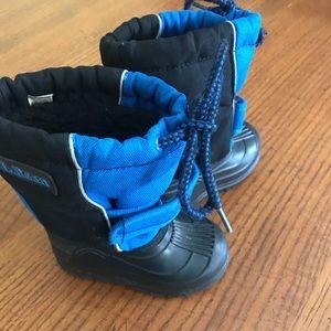 Toddler LL Bean Fleece Boots